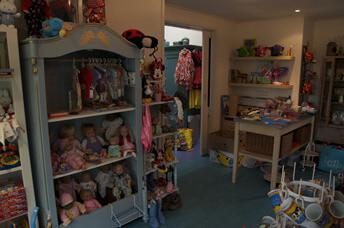 RYPTSJERK - kinderhotel speelgoedwinkel