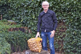 KOLLUM - Aardappelactie