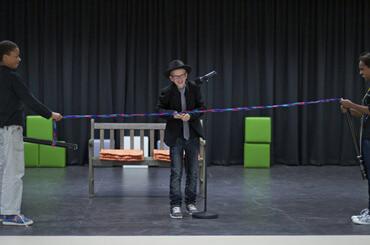 BUITENPOST - opening junior college