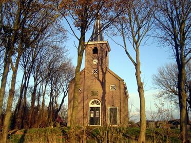 Hiaure - kerk hiaure