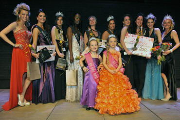opende beauty prinses en queen 1
