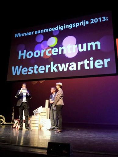 Westerkwartier Aanmoedigingsprijs