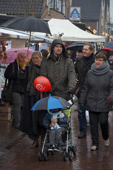 Buitenpost - kerstmarkt