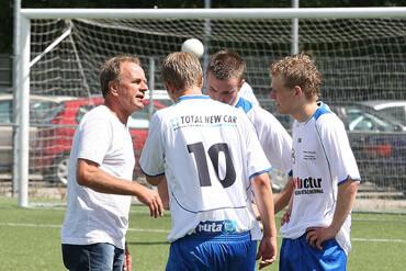 Harkema - trainer B-elftal