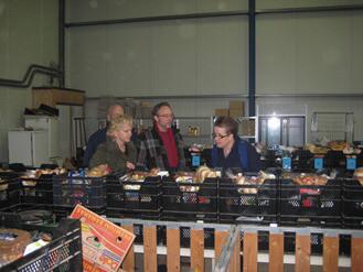Kollumerland - voedselbank cu