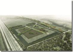 Tytsjerk - ontwerp park vijversburg