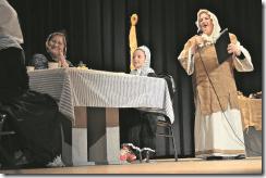 Earnewald - patat en beppedagen