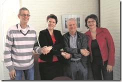 PvdA bezoekt Leergeld Westerkwartier