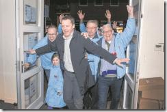 surhuisterveen opening FNP 05