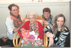 vijf generaties