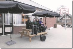 Warfstermolen - picknickbank