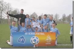 winnaar schoolvoetbaltoernooi 2013 2