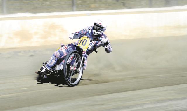 De Jong Training GP Vechta 07092013