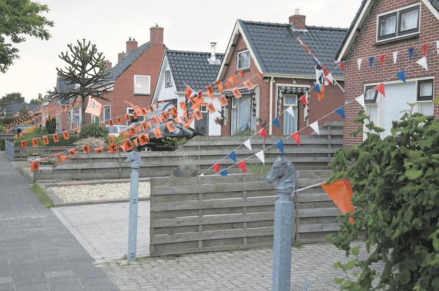 Harkema - oranjestraat