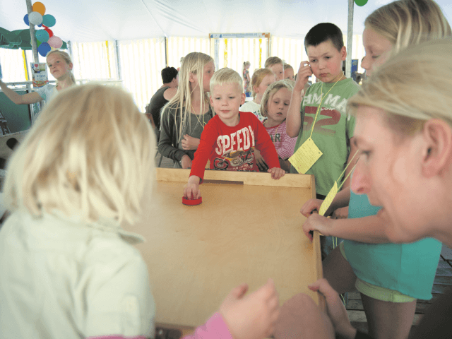 Noordhorn filmpje feestweek