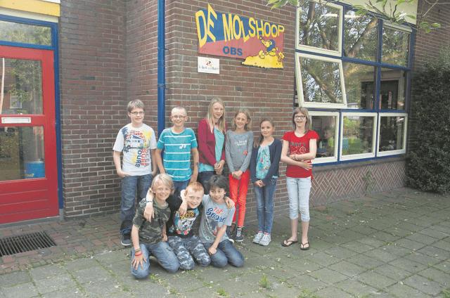 Noordhorn - kinderen de molshoop