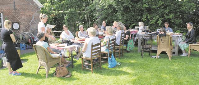 Regio - home start vrijwilligerdag