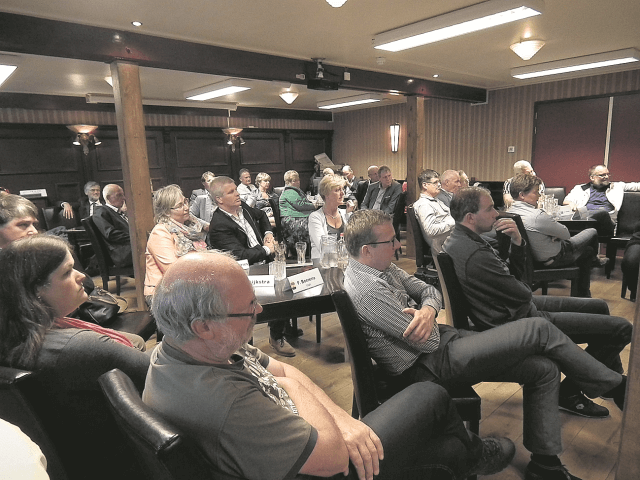 Regio - radenbijeenkomst