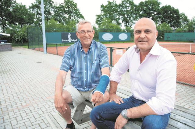 Surhuisterveen - jubileum tennispark