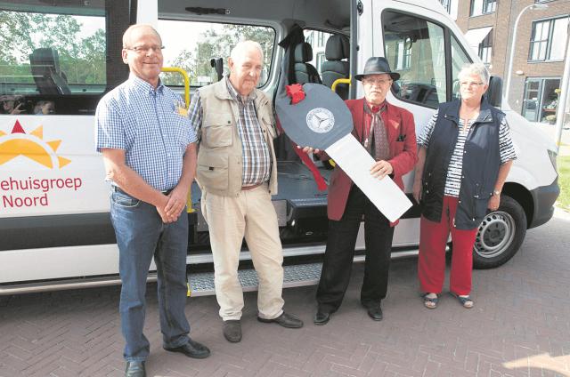 Zuidhorn - bus zonnehuis