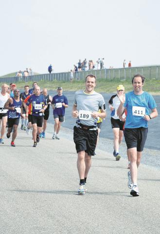 Lauwersoog - halve marathon