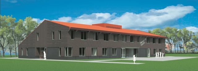 Nieuwe school Opende