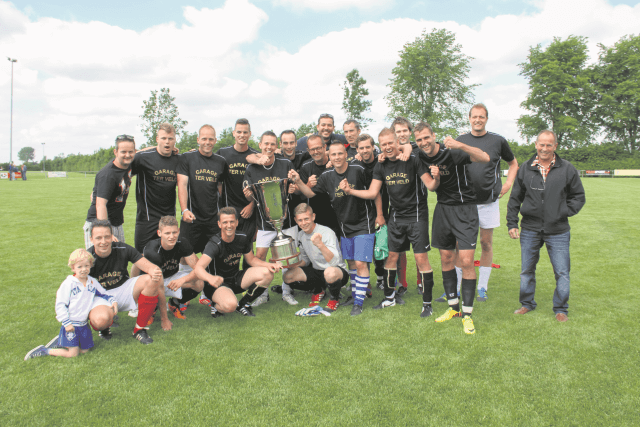 winnaar Dijkstra toernooi