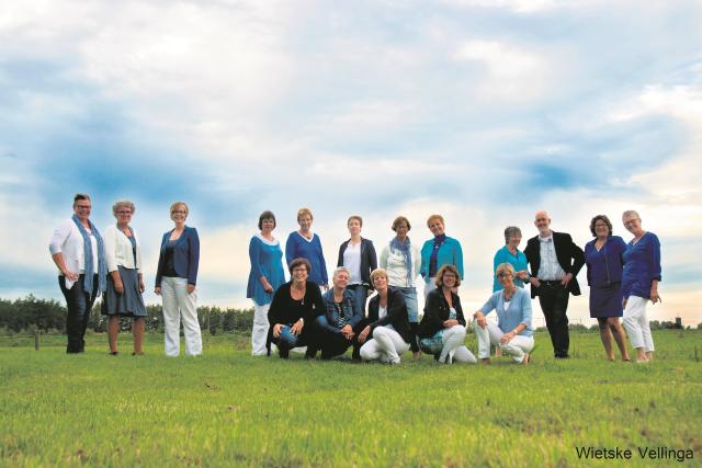 Aduard - projectvrouwenkoor collegium vocale fryslan