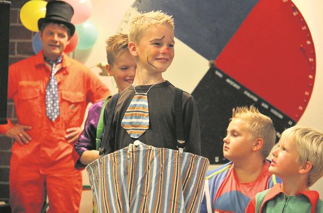 Doezum - remmelt booy school in de schijnwerpers