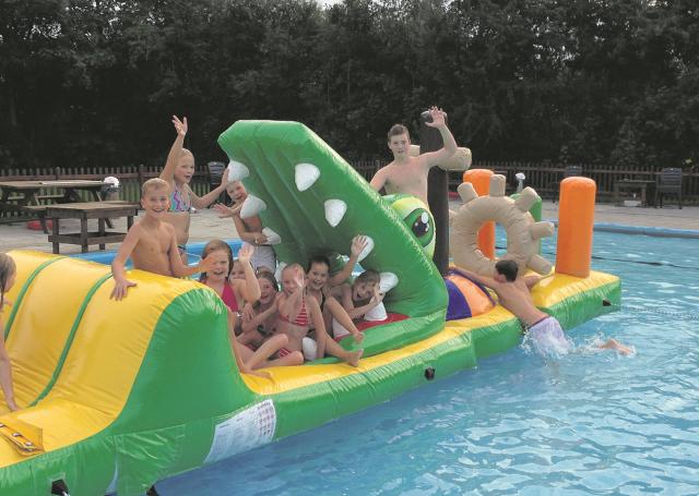 Grijpskerk - zwemvierdaagse