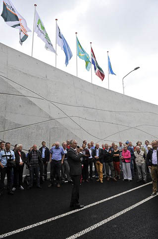 noordhorn opening tunnel 1