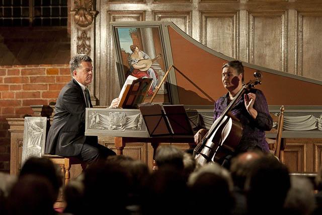 Aduard - concert swarts en henstra