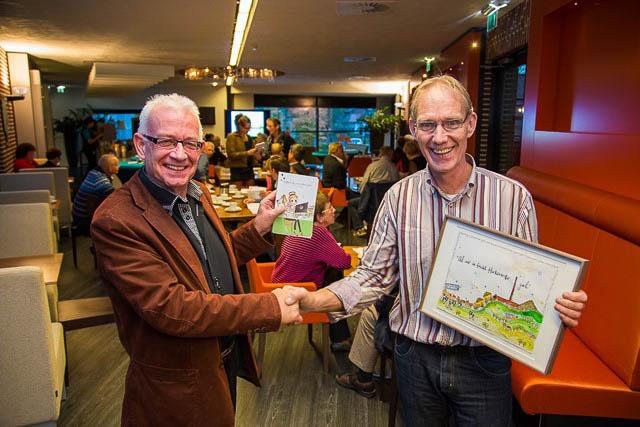 Buitenpost - winnaar schrijfwedstrijd