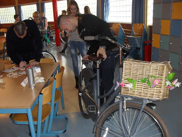 Grijpskerk - fietsenkeuring