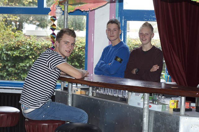 Grijpskerk - jongerencentrum malibu