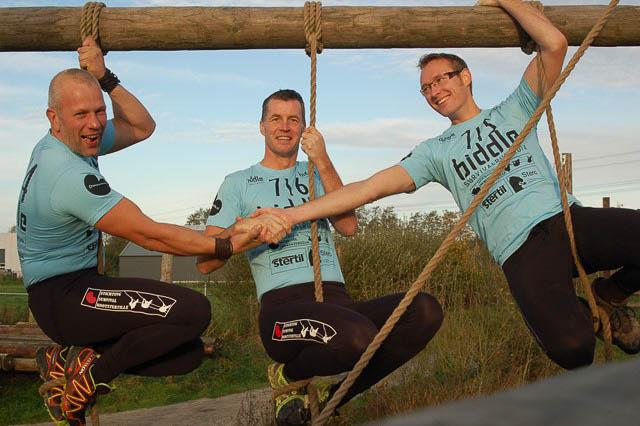 Kootstertille - sponsor biddle survivalrun