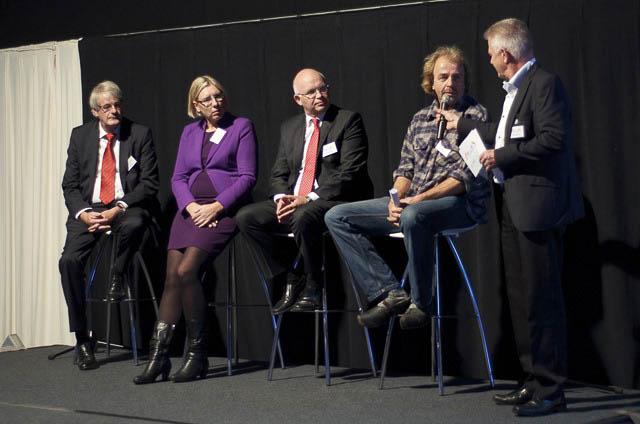 Lauwersoog - symposium dag van de garnaal