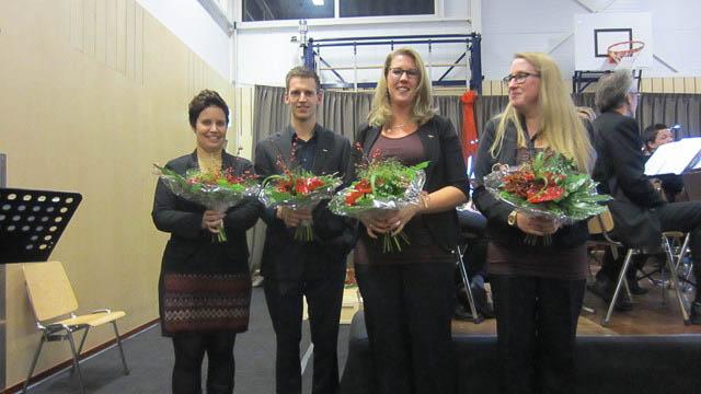 Lutjegast - concert bazuin