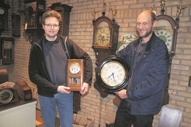 Oldekerk - klokken broers