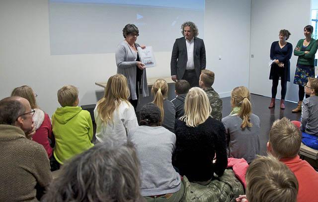 Pieterburen - start educatieproject