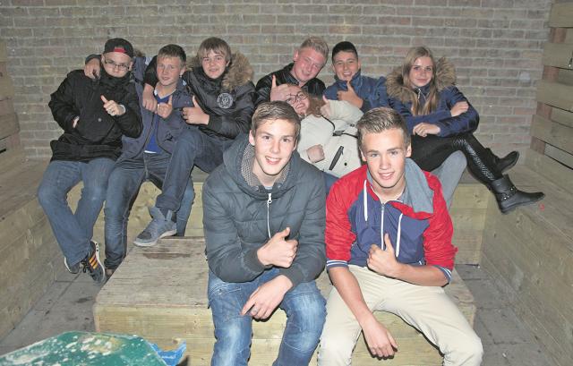 Zoutkamp - jongeren