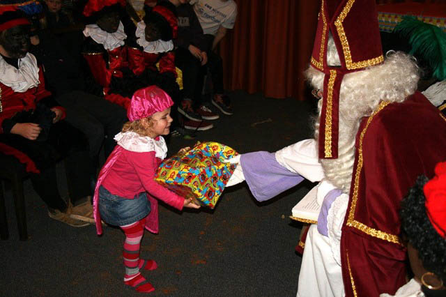 Lauwerzijl - sinterklaasfeest