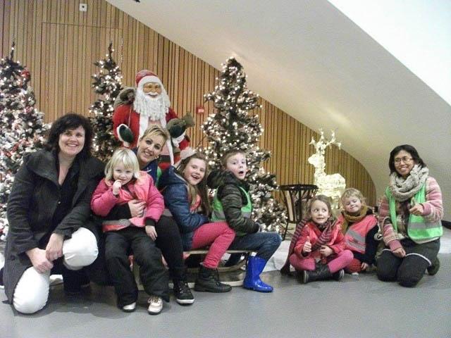 Schaatsen bso kinderen Noordhorn