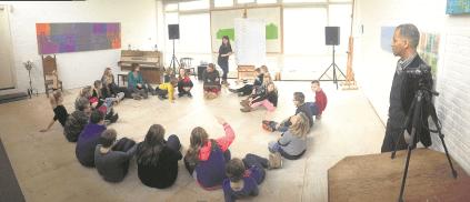 Kloosterburen - workshop hut kinderburen