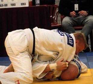 Grootegast - judovereniging jesse in actie