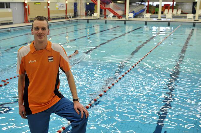 groningen trienco op weg 1 zwemmen sp olympics 2