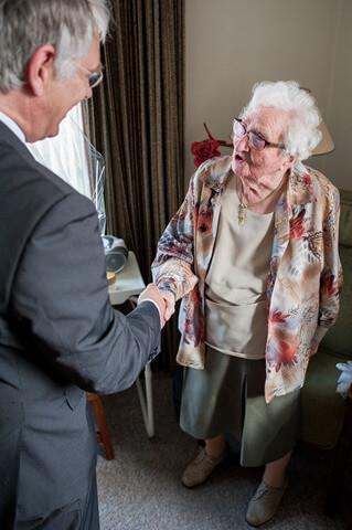 Oldehove 100 jarige
