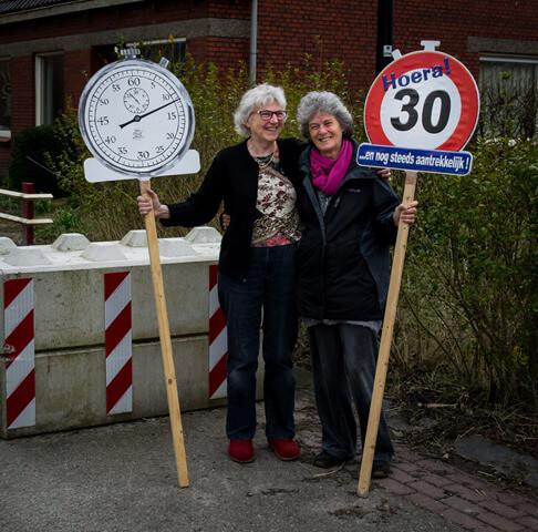 Warfhuizen 30 kilometer