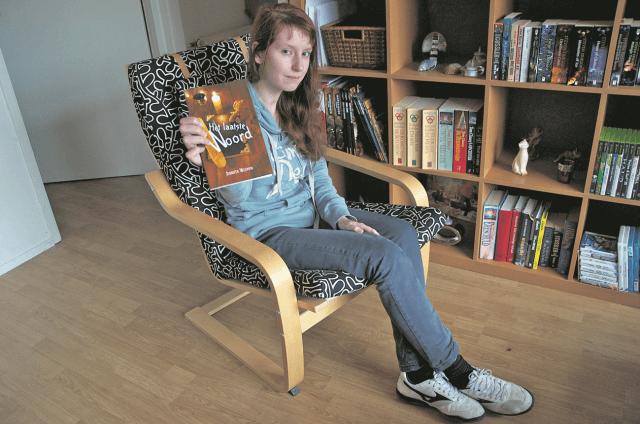 Zuidhorn - Jennifer Wegman vampierboek