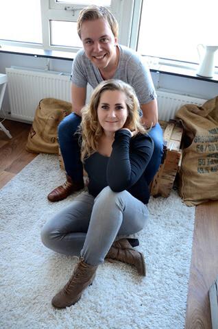 Zuidhorn - Martijn en Aline Dekker (2)